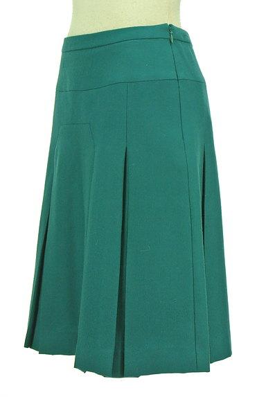 SunaUna(スーナウーナ)の古着「切替タックフレア膝下スカート(スカート)」大画像3へ