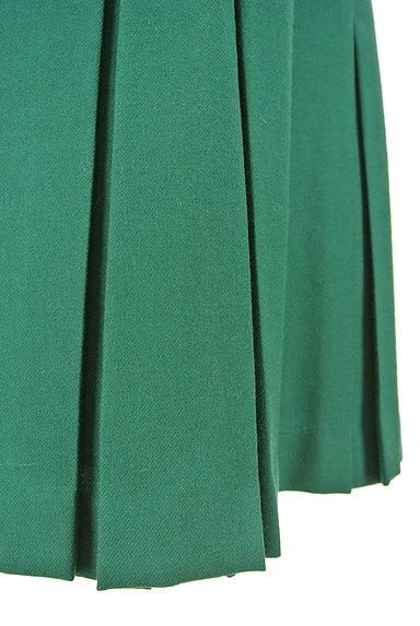 SunaUna(スーナウーナ)の古着「切替タックフレア膝下スカート(スカート)」大画像4へ