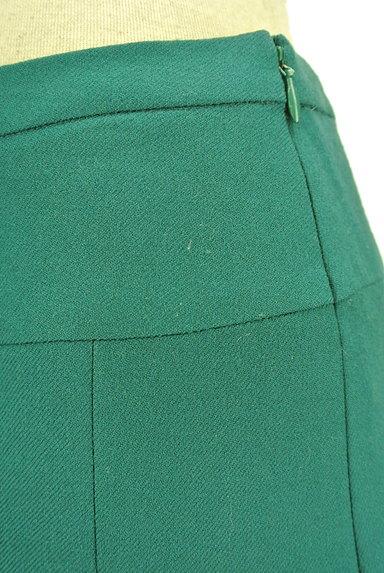 SunaUna(スーナウーナ)の古着「切替タックフレア膝下スカート(スカート)」大画像5へ