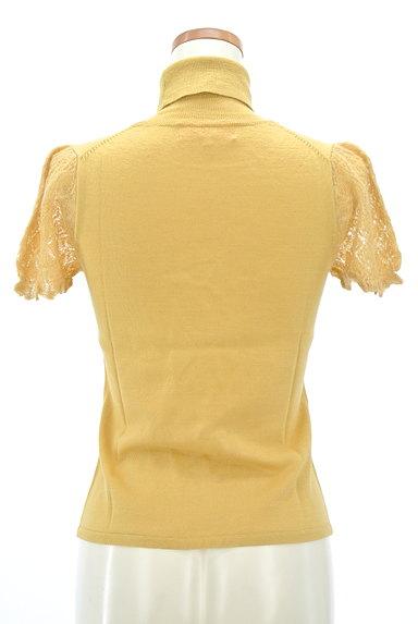 SunaUna(スーナウーナ)の古着「袖レースタートルニット(ニット)」大画像2へ