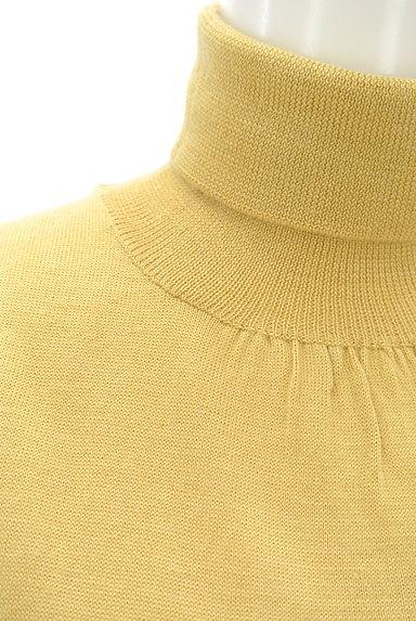 SunaUna(スーナウーナ)の古着「袖レースタートルニット(ニット)」大画像5へ