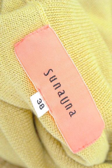 SunaUna(スーナウーナ)の古着「袖レースタートルニット(ニット)」大画像6へ