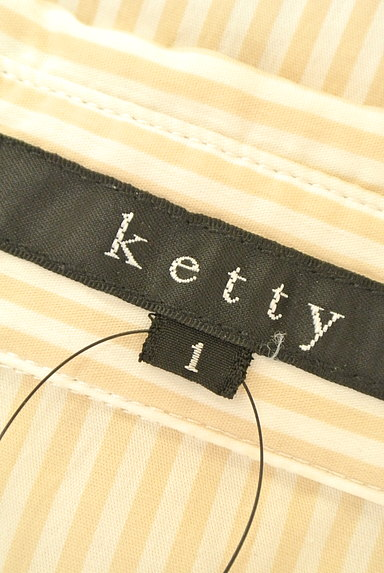 ketty(ケティ)の古着「フロントフリルブラウス(ブラウス)」大画像6へ
