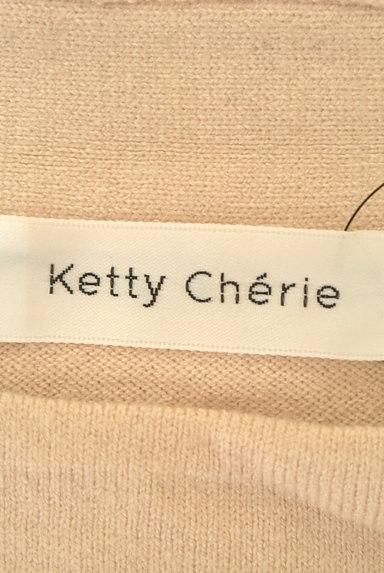 Ketty Cherie(ケティ シェリー)の古着「ボートネックニット(ニット)」大画像6へ