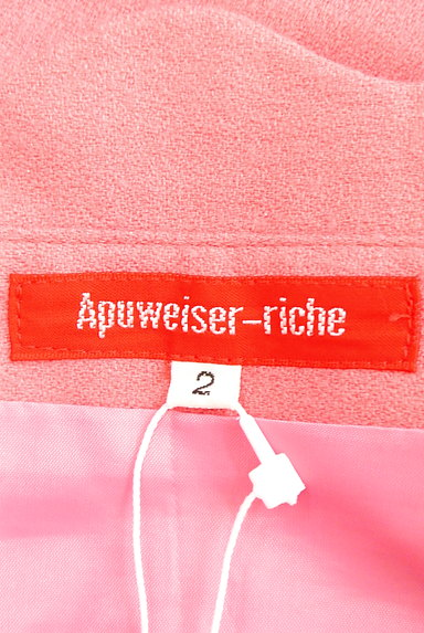 Apuweiser riche(アプワイザーリッシェ)レディース スカート PR10223879大画像6へ