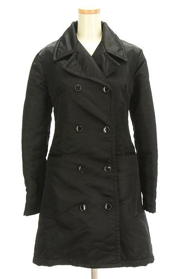KATHARINE HAMNETT LONDON(キャサリンハムネットロンドン)の古着「中綿入りロングコート(コート)」大画像1へ