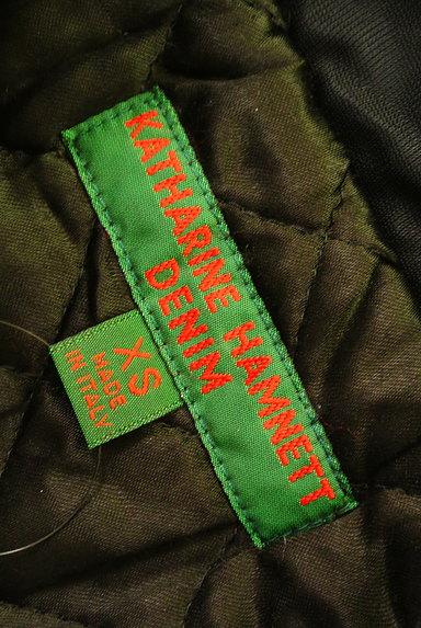 KATHARINE HAMNETT LONDON(キャサリンハムネットロンドン)の古着「中綿入りロングコート(コート)」大画像6へ