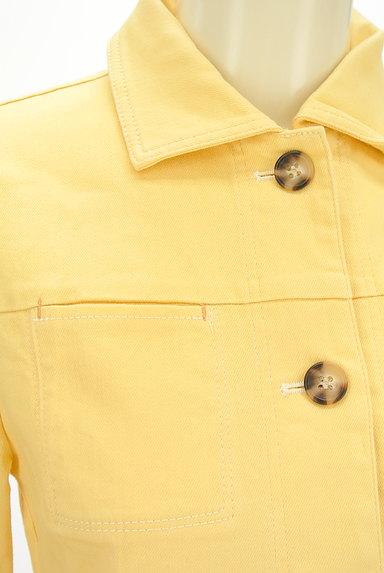 LUI CHANTANT(ルイシャンタン)の古着「コンパクトジャケット(ジャケット)」大画像4へ