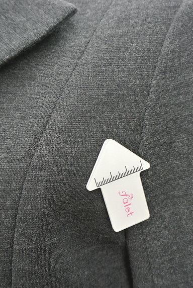 INDIVI(インディヴィ)の古着「ウールテーラードジャケット(ジャケット)」大画像5へ