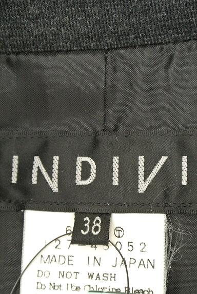 INDIVI(インディヴィ)の古着「ウールテーラードジャケット(ジャケット)」大画像6へ