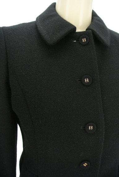 NOLLEY'S(ノーリーズ)の古着「ショート丈ウールコート(コート)」大画像4へ