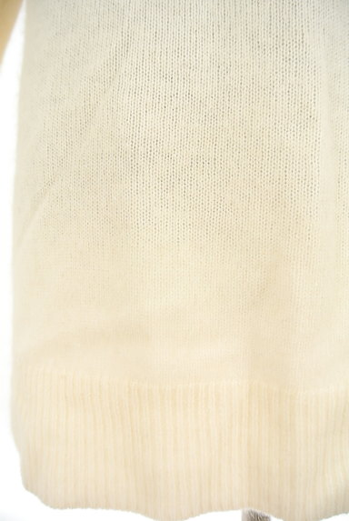 MERCURYDUO(マーキュリーデュオ)の古着「Vネックロングニットワンピース(ニット)」大画像5へ