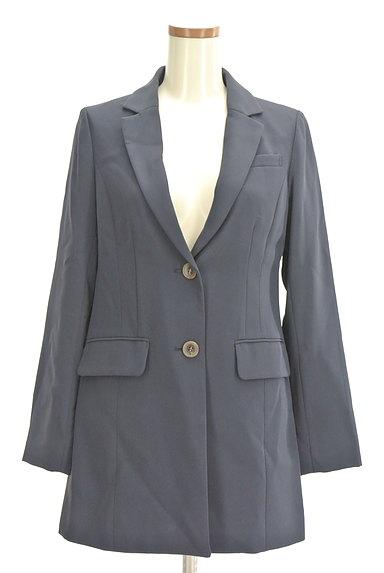 MERCURYDUO(マーキュリーデュオ)の古着「ロングテーラードジャケット(ジャケット)」大画像1へ