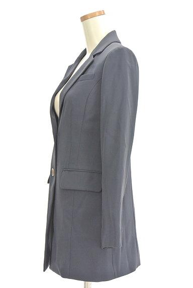 MERCURYDUO(マーキュリーデュオ)の古着「ロングテーラードジャケット(ジャケット)」大画像3へ
