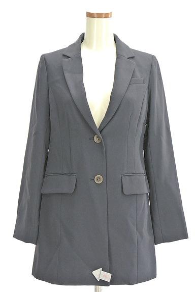MERCURYDUO(マーキュリーデュオ)の古着「ロングテーラードジャケット(ジャケット)」大画像4へ
