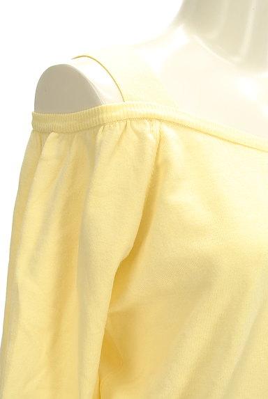 MERCURYDUO(マーキュリーデュオ)の古着「オフショルダーニット(ニット)」大画像4へ