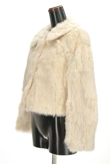MERCURYDUO(マーキュリーデュオ)の古着「ラビットファージャケット(コート)」大画像3へ