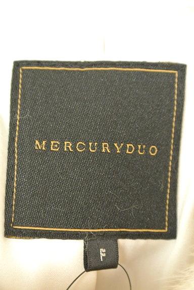 MERCURYDUO(マーキュリーデュオ)の古着「ラビットファージャケット(コート)」大画像6へ