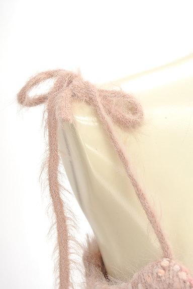 MERCURYDUO(マーキュリーデュオ)の古着「カシュクールデザインキャミ(ニット)」大画像4へ