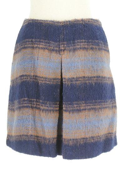 MERCURYDUO(マーキュリーデュオ)の古着「タックセミフレアスカート(スカート)」大画像1へ