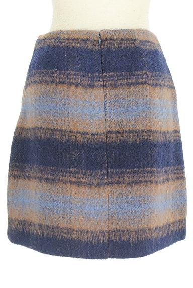 MERCURYDUO(マーキュリーデュオ)の古着「タックセミフレアスカート(スカート)」大画像2へ