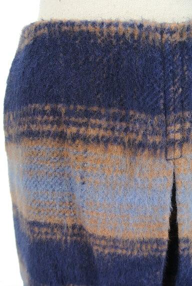 MERCURYDUO(マーキュリーデュオ)の古着「タックセミフレアスカート(スカート)」大画像4へ