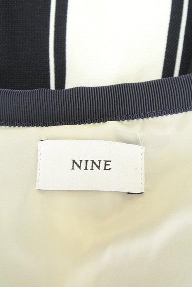NINE(ナイン)の古着「配色ミディ丈フレアスカート(スカート)」大画像6へ