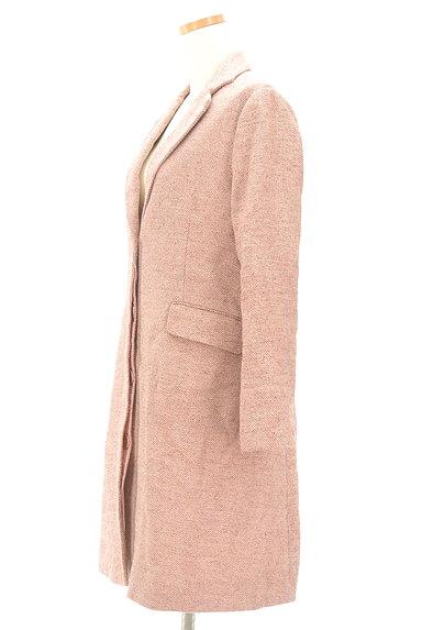 MERCURYDUO(マーキュリーデュオ)の古着「ロングチェスターコート(コート)」大画像3へ