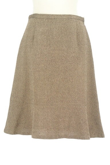 DO!FAMILY(ドゥファミリー)の古着「MIXウールセミフレアスカート(スカート)」大画像1へ