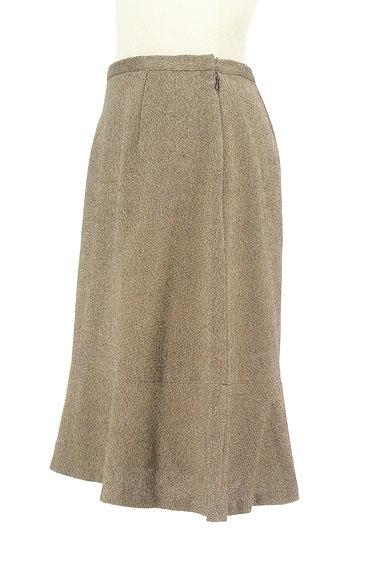 DO!FAMILY(ドゥファミリー)の古着「MIXウールセミフレアスカート(スカート)」大画像3へ