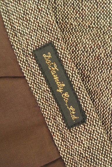 DO!FAMILY(ドゥファミリー)の古着「MIXウールセミフレアスカート(スカート)」大画像6へ