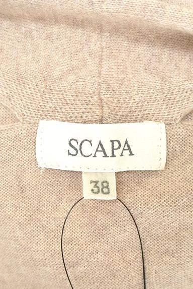 SCAPA(スキャパ)レディース カーディガン・ボレロ PR10224285大画像6へ