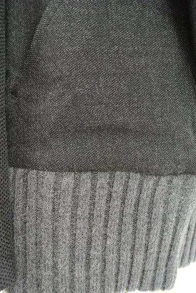 TSUMORI CHISATO(ツモリチサト)の古着「配色ショールカラーブルゾン(ブルゾン・スタジャン)」大画像5へ
