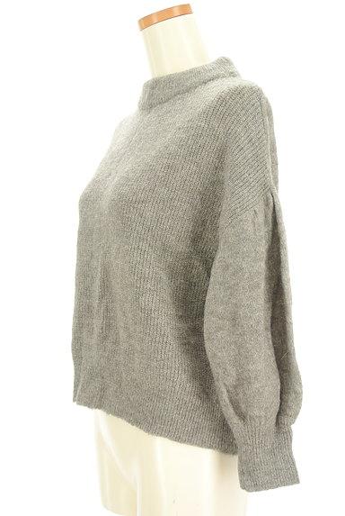 CHILD WOMAN(チャイルドウーマン)の古着「ハイネックリラックスセーター(ニット)」大画像3へ