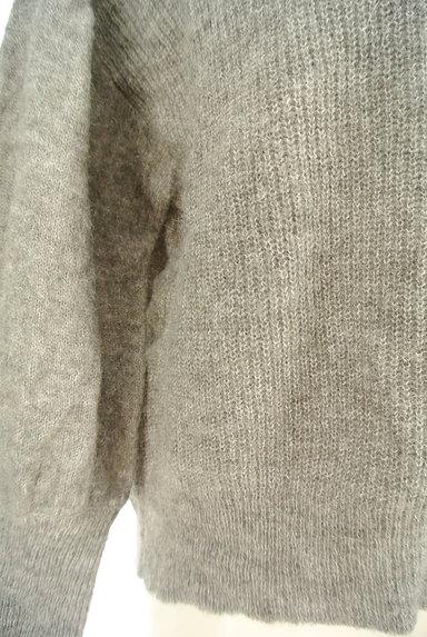 CHILD WOMAN(チャイルドウーマン)の古着「ハイネックリラックスセーター(ニット)」大画像5へ
