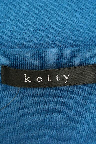 ketty(ケティ)レディース ニット PR10224346大画像6へ