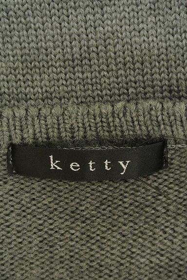 ketty(ケティ)レディース ニット PR10224350大画像6へ