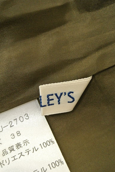 NOLLEY'S(ノーリーズ)の古着「カモフラ膝上フレアスカート(スカート)」大画像6へ