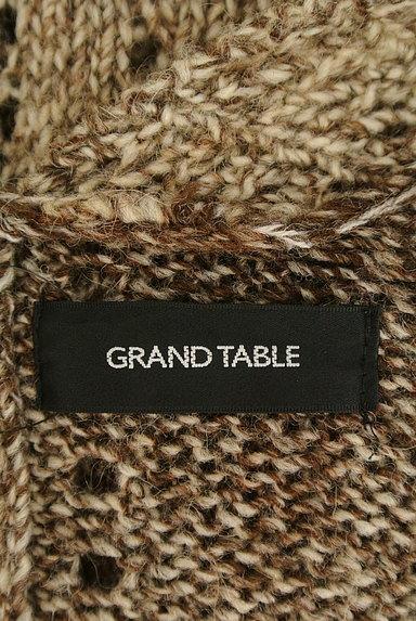 GRAND TABLE(グランターブル)レディース カーディガン・ボレロ PR10224418大画像6へ