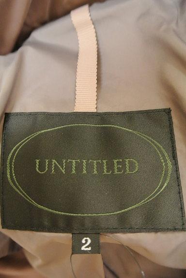 UNTITLED(アンタイトル)レディース ダウンジャケット・ダウンコート PR10224422大画像6へ
