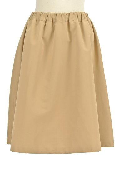 Te chichi(テチチ)の古着「無地×ギンガムチェックリバーシブルスカート(スカート)」大画像1へ