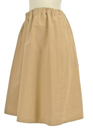 Te chichi(テチチ)の古着「無地×ギンガムチェックリバーシブルスカート(スカート)」大画像3へ