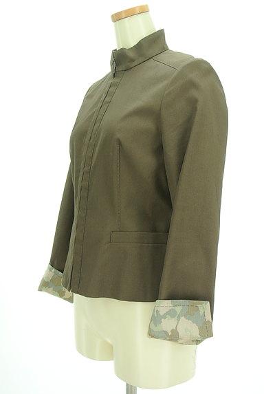 TRUSSARDI(トラサルディ)の古着「カモフラMIXブルゾン(ジャケット)」大画像3へ