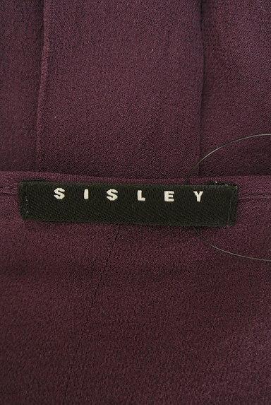 SISLEY(シスレー)レディース ブラウス PR10224486大画像6へ