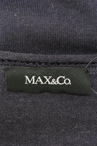 MAX&Co.(マックス&コー)の古着「Uネックニット(ニット)」大画像6へ