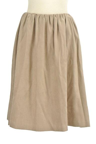 UNTITLED(アンタイトル)の古着「無地ベーシックスカート(スカート)」大画像1へ