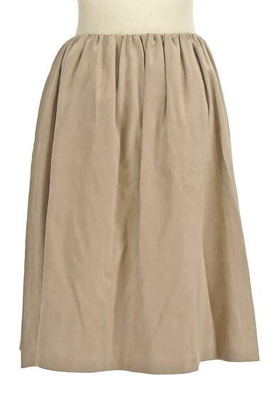 UNTITLED(アンタイトル)の古着「無地ベーシックスカート(スカート)」大画像2へ