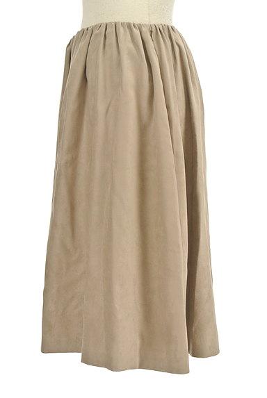 UNTITLED(アンタイトル)の古着「無地ベーシックスカート(スカート)」大画像3へ