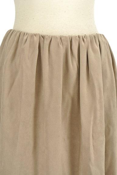 UNTITLED(アンタイトル)の古着「無地ベーシックスカート(スカート)」大画像4へ