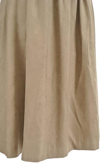 UNTITLED(アンタイトル)の古着「無地ベーシックスカート(スカート)」大画像5へ